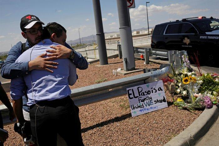 ΗΠΑ: Σοκ από το διπλό μακελειό με 29 νεκρούς σε 13 ώρες - εικόνα 2
