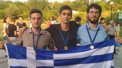 Σάρωσαν οι φοιτητές του Πανεπιστημίου Αθηνών στον Μαθηματικό Διαγωνισμό