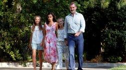 Διακοπές με πνεύμα απλότητας για τους Ισπανούς βασιλείς