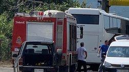 Πτώμα σε λεωφορείο στο Αγρίνιο