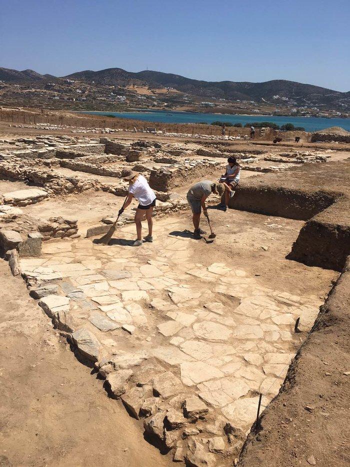 Ανασκαφή Δεσποτικού: Στο φως η αρχιτεκτονική της ύστερης αρχαϊκής περιόδου - εικόνα 3