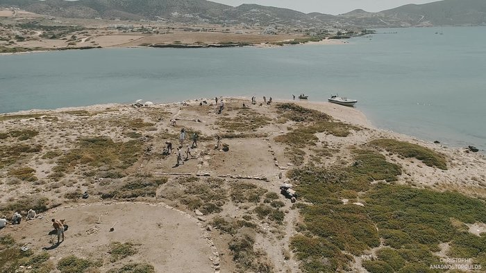 Ανασκαφή Δεσποτικού: Στο φως η αρχιτεκτονική της ύστερης αρχαϊκής περιόδου - εικόνα 4