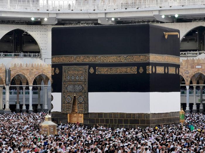Πάνω από 2 εκατ. μουσουλμάνοι για προσκύνημα στη Μέκκα