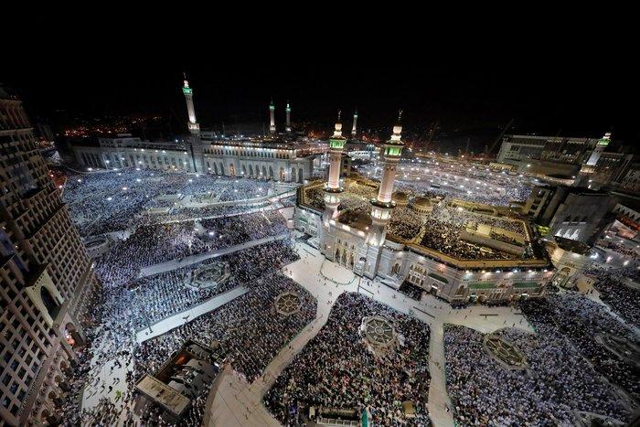 Πάνω από 2 εκατ. μουσουλμάνοι για προσκύνημα στη Μέκκα - εικόνα 2