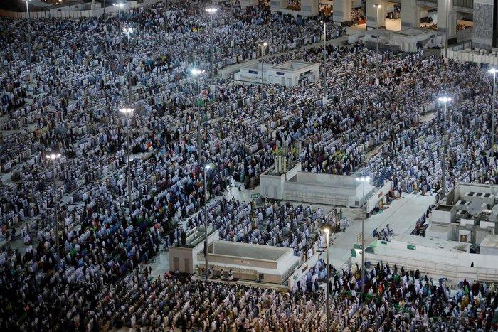 Πάνω από 2 εκατ. μουσουλμάνοι για προσκύνημα στη Μέκκα - εικόνα 3