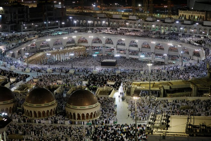 Πάνω από 2 εκατ. μουσουλμάνοι για προσκύνημα στη Μέκκα - εικόνα 4