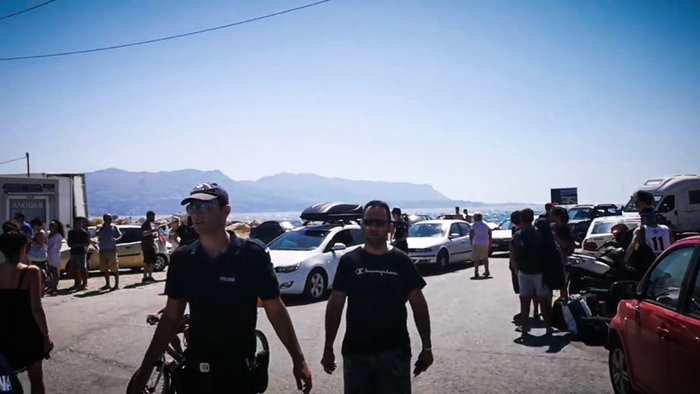 Μάχη με τις φλόγες σε Ελαφόνησο, Ηλεία, Κιλκίς, Πρέσπες και Ζάκυνθο - εικόνα 3