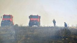 Πολύ υψηλός κίνδυνος πυρκαγιάς και τη Δευτέρα σε μεγάλο μέρος της χώρας