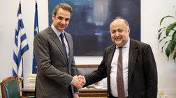 Ο Δ.Τσιόδρας νέος Διευθυντής στο Γραφείο Τύπου του πρωθυπουργού