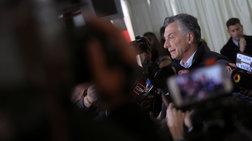 """""""Μαύρη"""" Δευτέρα στην Αργεντινή, στον απόηχο της ήττας Μάκρι"""