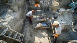 Φυλαχτά και μαγικά ξόρκια από τις ανασκαφές της Πομπηίας