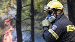 Αποκαλυπτική φωτογραφία: Η φωτιά στην Εύβοια από ύψος 18.000 ποδών
