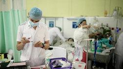 ΠΟΥ:  Τα κρούσματα ιλαράς στον κόσμο τριπλασιάσθηκαν από τον Ιανουάριο