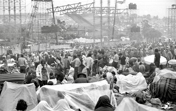Τα 50 χρόνια του Woodstock μέσα από τον φακό του Reuters - εικόνα 2