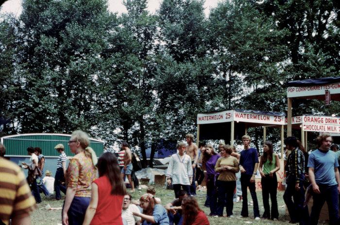 Τα 50 χρόνια του Woodstock μέσα από τον φακό του Reuters - εικόνα 4