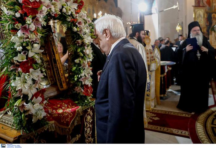 Στο Βέρμιο ο Παυλόπουλος, στην Τήνο ο Μητσοτάκης - εικόνα 2