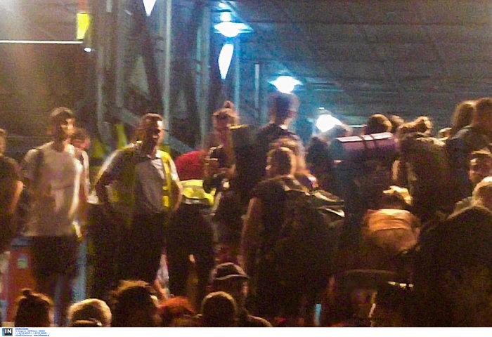 Eξομαλύνθηκε η κατάσταση στη Σαμοθράκη μετά τον αποκλεισμό - εικόνα 2