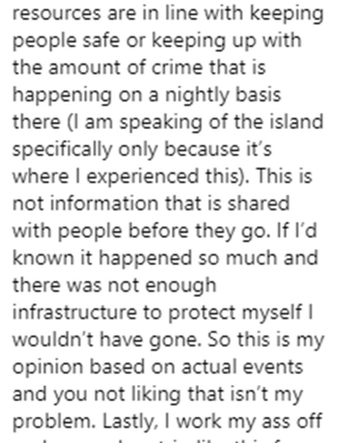 «Κόλαφος» η Τζίτζι Χαντίντ: Εξηγεί τι συνέβη με την κλοπή στη Μύκονο - εικόνα 3