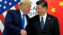 Eμπορικός πόλεμος ΗΠΑ-Κίνας: Ο Τραμπ επιμένει για την Huawei