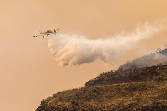 Στο έλεος της φωτιάς το Γκραν Κανάρια-60.000 στρέμματα κάηκαν - εικόνα 4