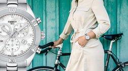 Η Tissot αγαπάει την ποδηλασία