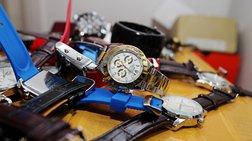 Ρολόγια και 180.000 αναπτήρες - μαϊμού κατέσχεσε το ΣΔΟΕ