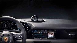 Αpple CarPlay χωρίς χρήση iPhone για τη νέα Porsche Taycan