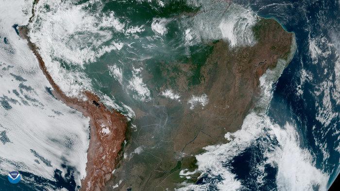 Ο Αμαζόνιος στις φλόγες- Παγκόσμια κραυγή αγωνίας - εικόνα 3