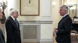 Ο νέος πρέσβης της Γερμανίας συστήνεται με βίντεο στην Αθήνα