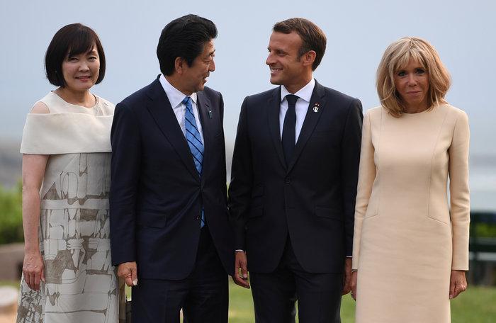 G7: O Tραμπ υπόσχεται στον Τζόνσον μεγάλη εμπορική συμφωνία - εικόνα 7