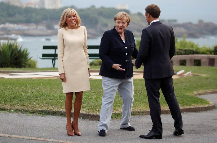 G7: O Tραμπ υπόσχεται στον Τζόνσον μεγάλη εμπορική συμφωνία - εικόνα 4