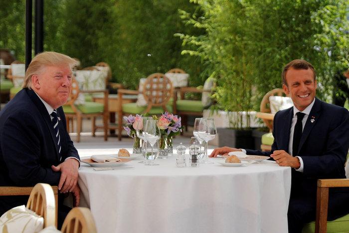 G7: O Tραμπ υπόσχεται στον Τζόνσον μεγάλη εμπορική συμφωνία - εικόνα 3