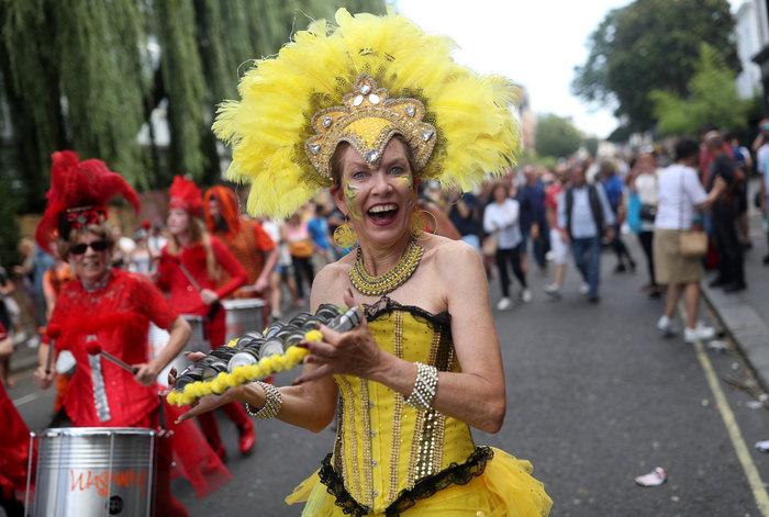 Καρναβάλι Νότινγκ Χιλ: Το μεγαλύτερο street party στον κόσμο [ΕΙΚΟΝΕΣ] - εικόνα 2
