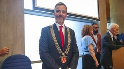 Ορκίστηκε ο Κ. Ζέρβας νέος δήμαρχος Θεσσαλονίκης