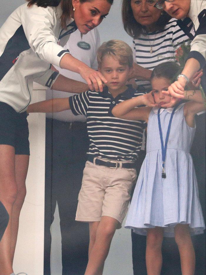 Δημοσιογράφος γελοιοποίησε τον πρίγκιπα Τζορτζ επειδή κάνει μπαλέτο