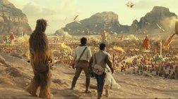Νέο τρέιλερ του Star Wars: Φρενίτιδα στην αίθoυσα του D23 της Disney