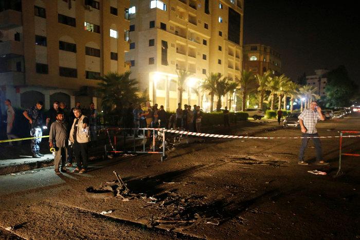 Συναγερμός στη Γάζα: Εκρήξεις με νεκρούς και τραυματίες
