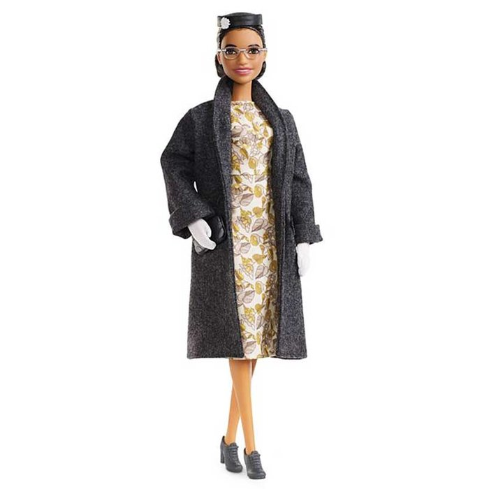 Η ακτιβίστρια Ρόζα Παρκς γίνεται κούκλα της Mattel