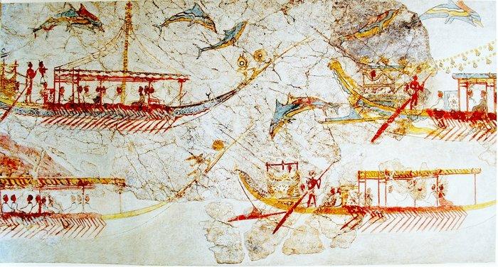 Το Αθέατο Μουσείο παρουσιάζει «δύο πανάρχαια ταξίδια στο Αιγαίο» - εικόνα 3