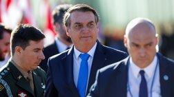 Νέα επίθεση του προέδρου Μπολσονάρου εναντίον του Εμανουέλ Μακρόν