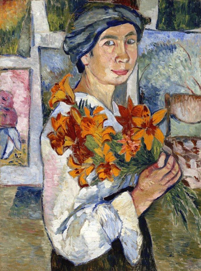 Νατάλια Γκοντσαρόβα