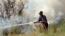 Μεγάλη φωτιά στο Κιλκίς - Ενισχύονται οι δυνάμεις