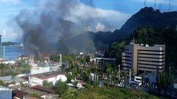 Ινδονησία: Ταραχές στην Παπούα με τους διαδηλωτές να καίνε κτίρια