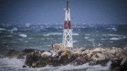 Εισροή υδάτων σε ιστιοφόρο βόρεια της Σίφνου - Άνεμοι 7 μποφόρ