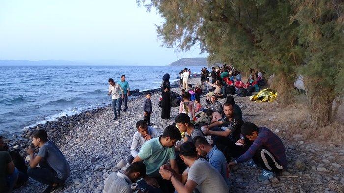 Νέα έξαρση του προσφυγικού: 500 άτομα σε μία ημέρα στη Λέσβο