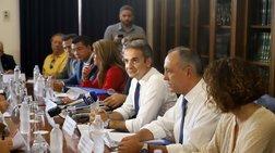 Μητσοτάκης: Μήνυμα αισιοδοξίας από το Βερολίνο για την ελληνική οικονομία