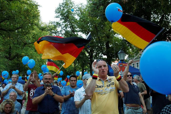 Η ακροδεξιά διεκδικεί την πρωτιά σε δύο κρατίδια της ανατολικής Γερμανίας