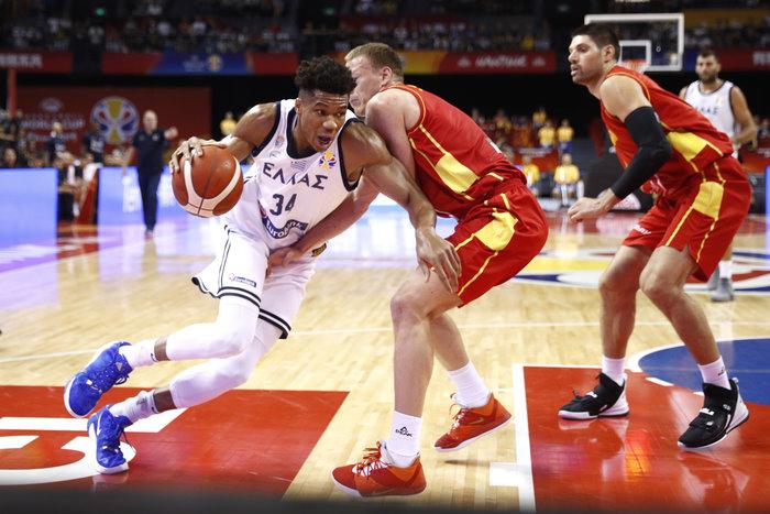 Κίνα: «Οδοστρωτήρας» η Εθνική στην πρεμιέρα του Μουντομπάσκετ