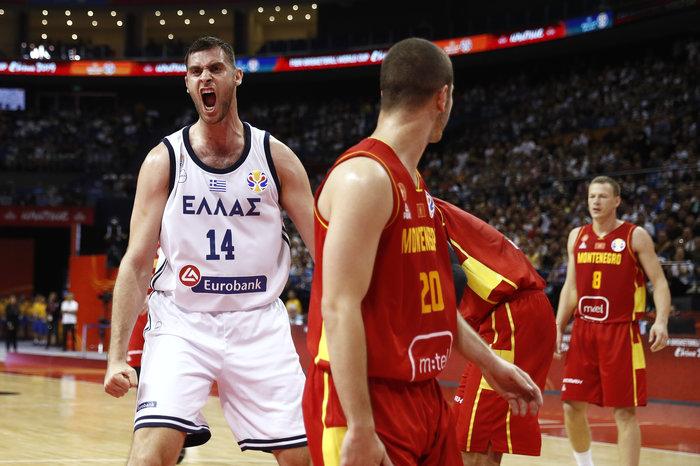 Κίνα: «Οδοστρωτήρας» η Εθνική στην πρεμιέρα του Μουντομπάσκετ - εικόνα 3