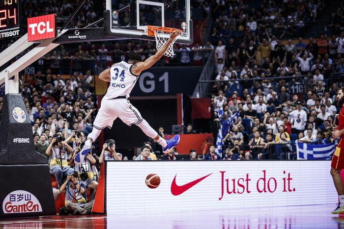 Κίνα: «Οδοστρωτήρας» η Εθνική στην πρεμιέρα του Μουντομπάσκετ - εικόνα 5